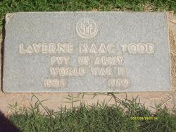 LaVerne Isaac Todd