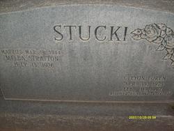 Cleyon Loren Stucki