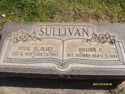 Ane Marie <I>Olsen</I> Sullivan