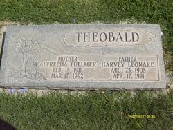 Alfreeda <I>Fullmer</I> Theobald