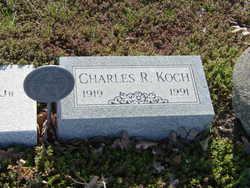 Charles Charley R. Koch