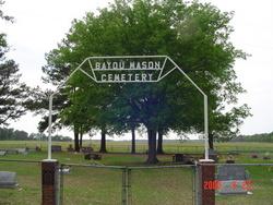 Bayou Mason Cemetery