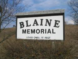 Blaine Memorial Cemetery