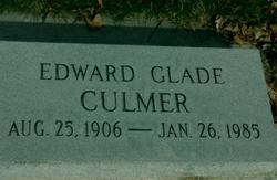 Edward Glade Culmer