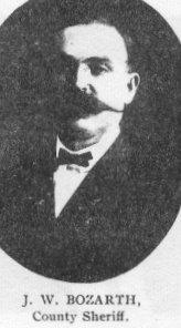 James Washington Bozarth