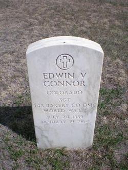 Sgt Edwin V Connor