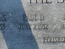 Paul David Saville, Jr