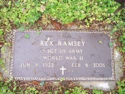 Rex Ramsey