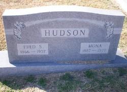 Fred S Hudson