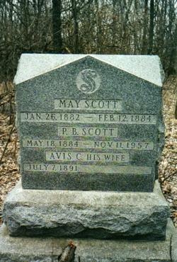 May Scott