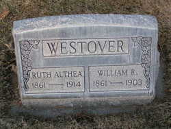 William Ruthven Westover