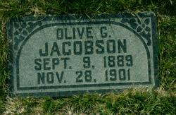 Olive Goldie Jacobsen