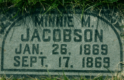Minnie Marie Jacobson