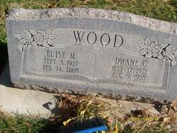 Dwane Gibson Wood