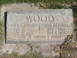 Kyle Gordon Wood