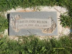 David Iddo Wilson