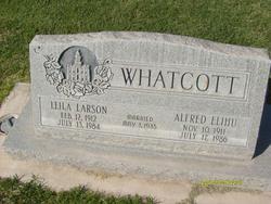 Leila Larson <I>Larson</I> Whatcott
