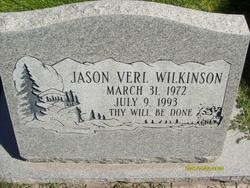 Jason Verl Wilkinson