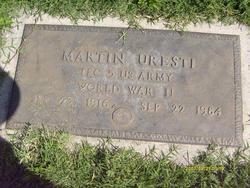 Martin Uresti
