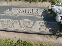 Clave Daniel Walker