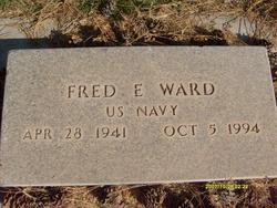 Fred E Ward