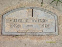 Jack Calvin Watson