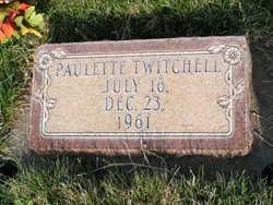 Paulette Twitchell