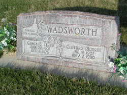 Clifford Monroe Wadsworth