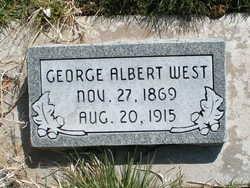 George Albert West