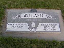 Arthur Ridgman Willard
