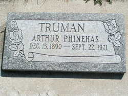 Arthur Phinehas Truman
