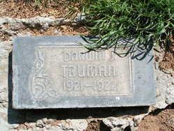 Darwin J Truman