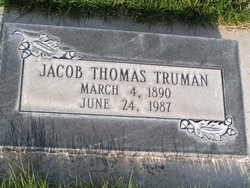 Jacob Thomas Truman