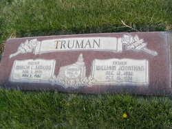 Marcia Caroline <I>Simkins</I> Truman