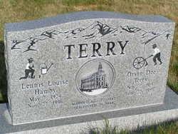 Lennis Louise <I>Hamby</I> Terry