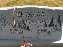 Darwin Adair Thomas
