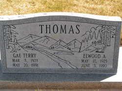 Elwood Adair Thomas