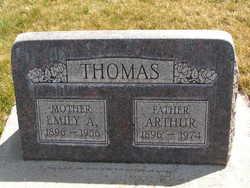 Emily Hoyt <I>Adair</I> Thomas
