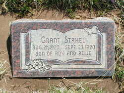 Grant Staheli