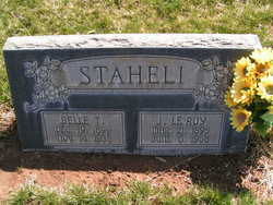 Jesse Leroy Staheli