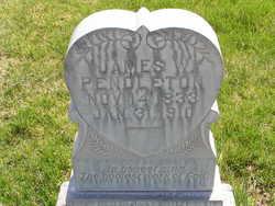 James William Pendleton
