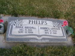 Marie Randall Phelps