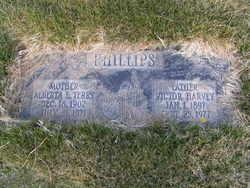 Alberta Elizabeth <I>Terry</I> Phillips