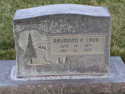 Raymond Frederick Laub