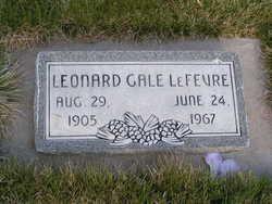 Leonard Gale Lefevre