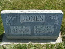 Edna <I>Hulet</I> Jones