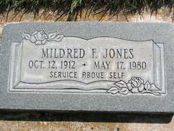 Mildred Fackerell Jones