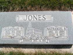 Nathaniel Brindle Jones