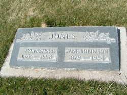 Sylvester Charles Jones