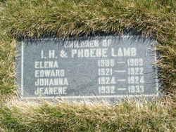 Jeanene Lamb